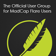 MadCap Flare User Group Banner 250 by 250