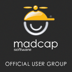 MadCap Software User Group Banner 150 by 150