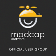 MadCap Software User Group Banner 250 by 250