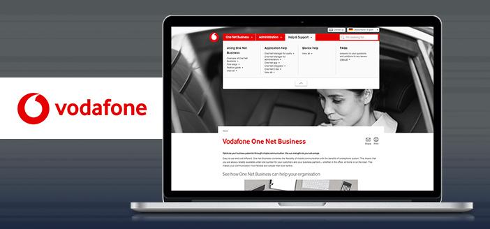 Customer Showcase: Vodafone