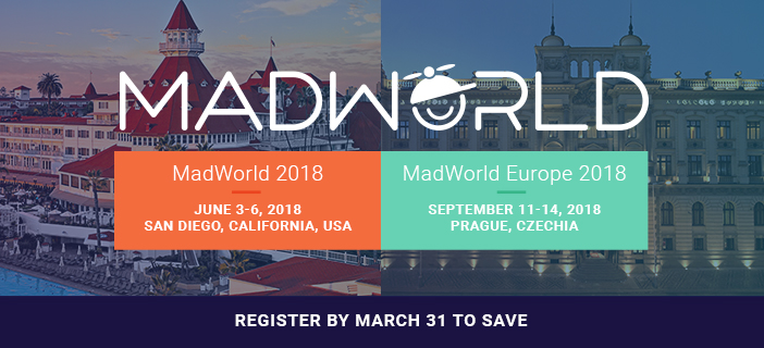 Save on your MadWorld Conference registration