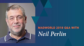 MadWorld 2018 Q&A with Neil Perlin