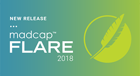 Introducing MadCap Flare 2018: Cloud-Based Editing, Elasticsearch, MadCap Analyzer Functionality, and More, by Jennifer Morse