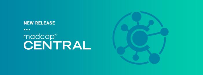 MADCAP CENTRAL SEPTEMBER 2018 RELEASE