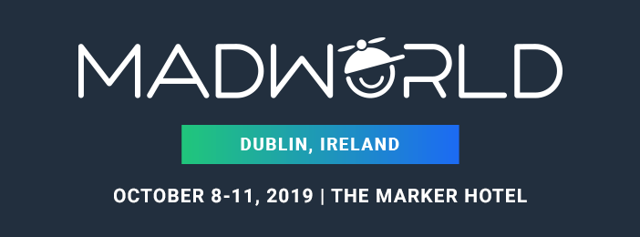 MadWorld 2019 Dublin Call For Papers Banner