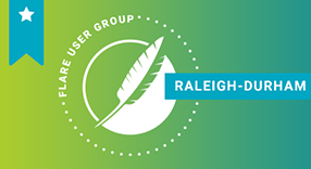 MadCap Community Spotlight: The Raleigh-Durham MadCap Flare User Group, by Nathan Wolf