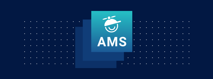 MadCap Authoring and Management System (AMS) Banner