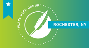 MadCap Community Spotlight: Celebrating Ten Years of the Rochester Flare User Group, by Ann Pillman