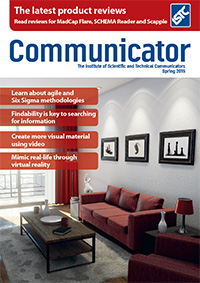 Communicator Spring 2015 Magazine Cover