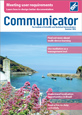 Communicator Summer 2014 Magazine Cover