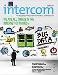 Cover of Intercom Magazine, March 2015