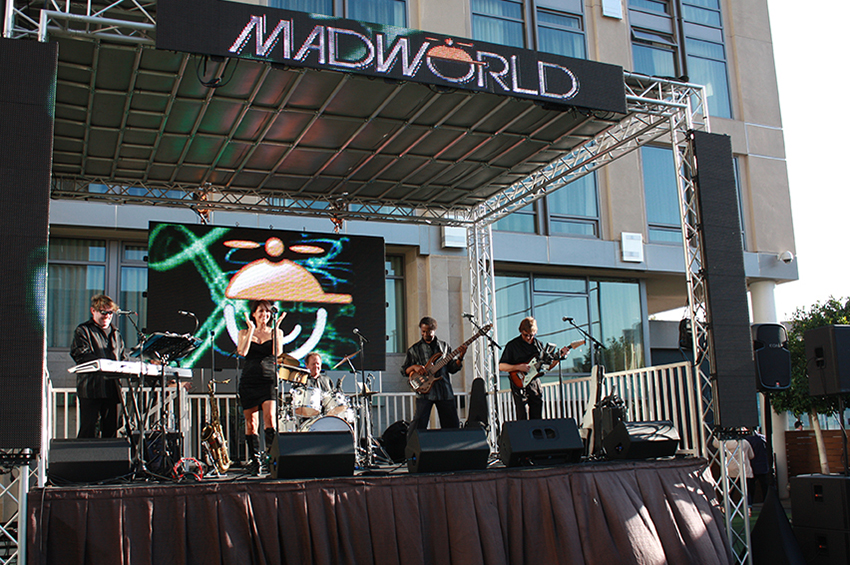 Photo of the Closing Event at MadWorld 2014