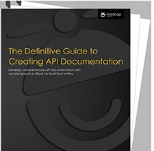 API Documentation White Paper