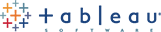 Tableau Business Intelligence Software Logo