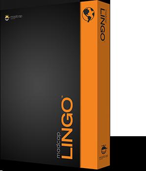 MadCap Lingo Box