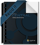 MadCap Central Getting Started Guide Icon