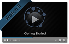 MadCap Central Getting Started Video Icon