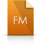 FrameMaker<sup>&trade;</sup> Icon
