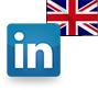 MadCap Flare & LinkedIn branding and UK Flag