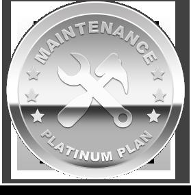 Platinum Maintenance Icon