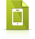 WebHelp Mobile Icon