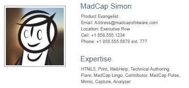 User Profiles