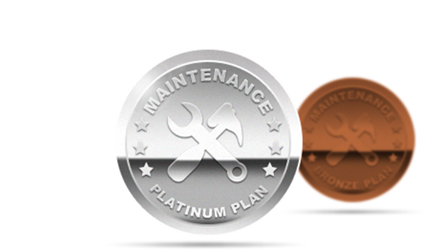 MadCap Platinum and Bronze Maintenance Icons