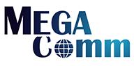 MEGAComm 2019 Logo