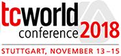 tcworld conference 2018 Logo