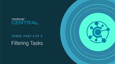 Filtering Tasks