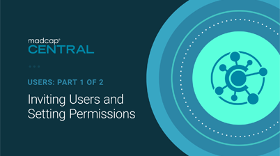 Inviting Users and Setting Permissions