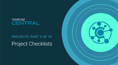 Project Checklists