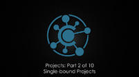 Single-bound Projects