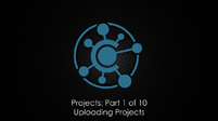 Uploading Projects