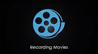 Recording Movies