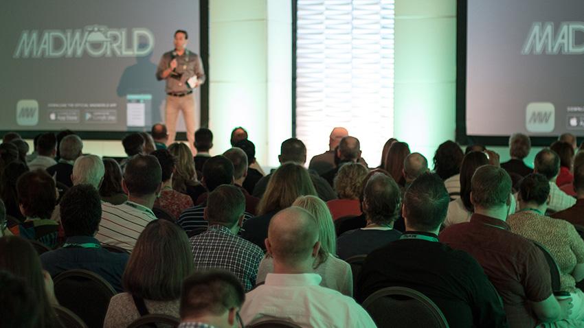 MadWorld 2016 Keynote Presentation