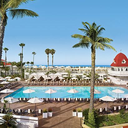 Hotel Del Coronado Beach Cam
