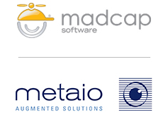 MadCap Software and Doc-To-Help logos