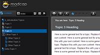 Cool Shade, Flare HTML5 Skin